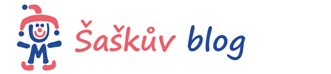 Šaškův blog Logo